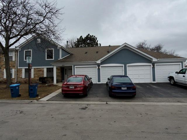 272 Elmwood Lane #D1, Schaumburg, IL 60193 - #: 10845532