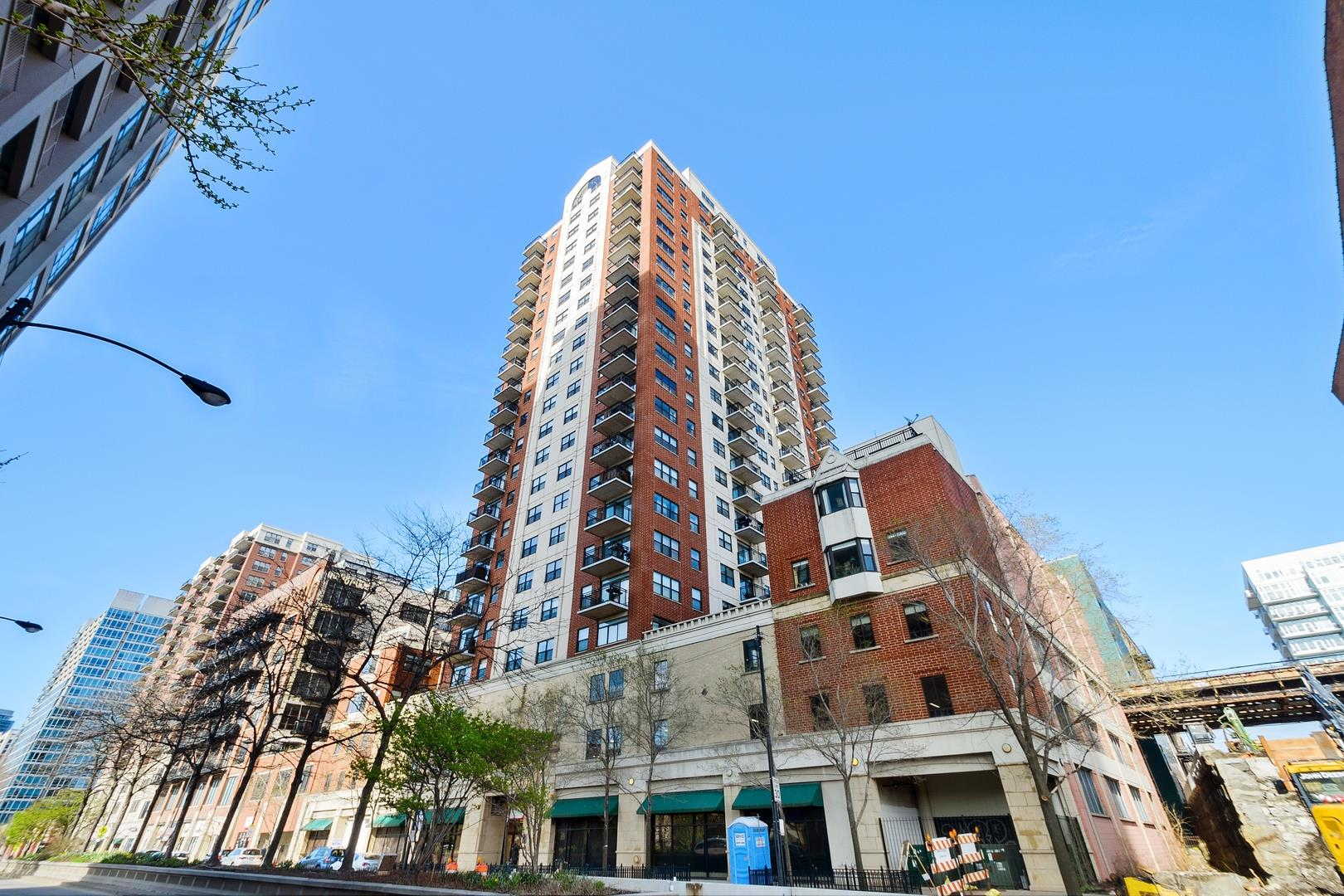 1529 S State Street #9F, Chicago, IL 60605 - #: 10879532