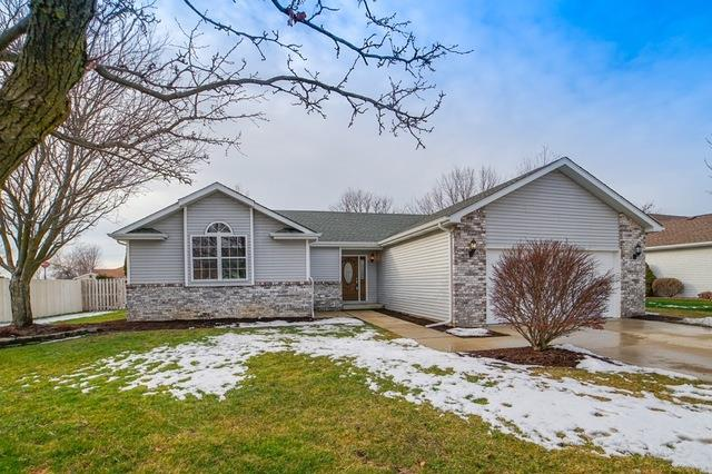 419 Leahy Circle, Manteno, IL 60950 - #: 10970532