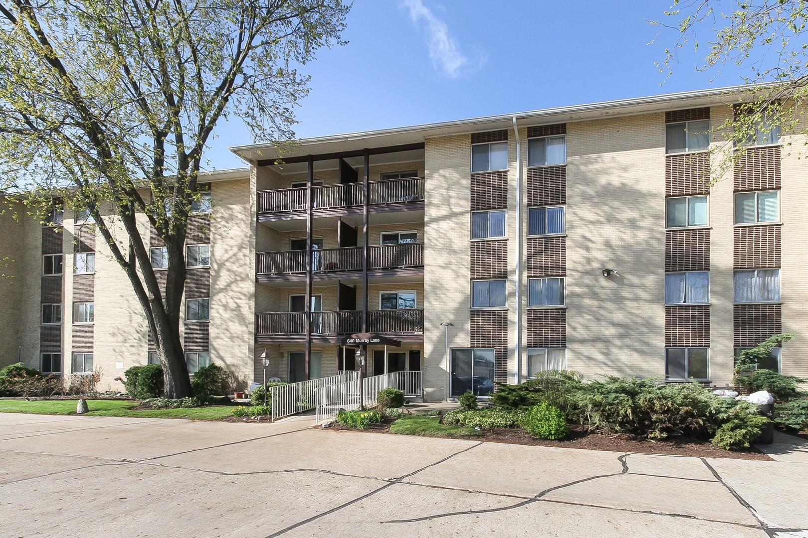640 Murray Lane #110, Des Plaines, IL 60016 - #: 11056532