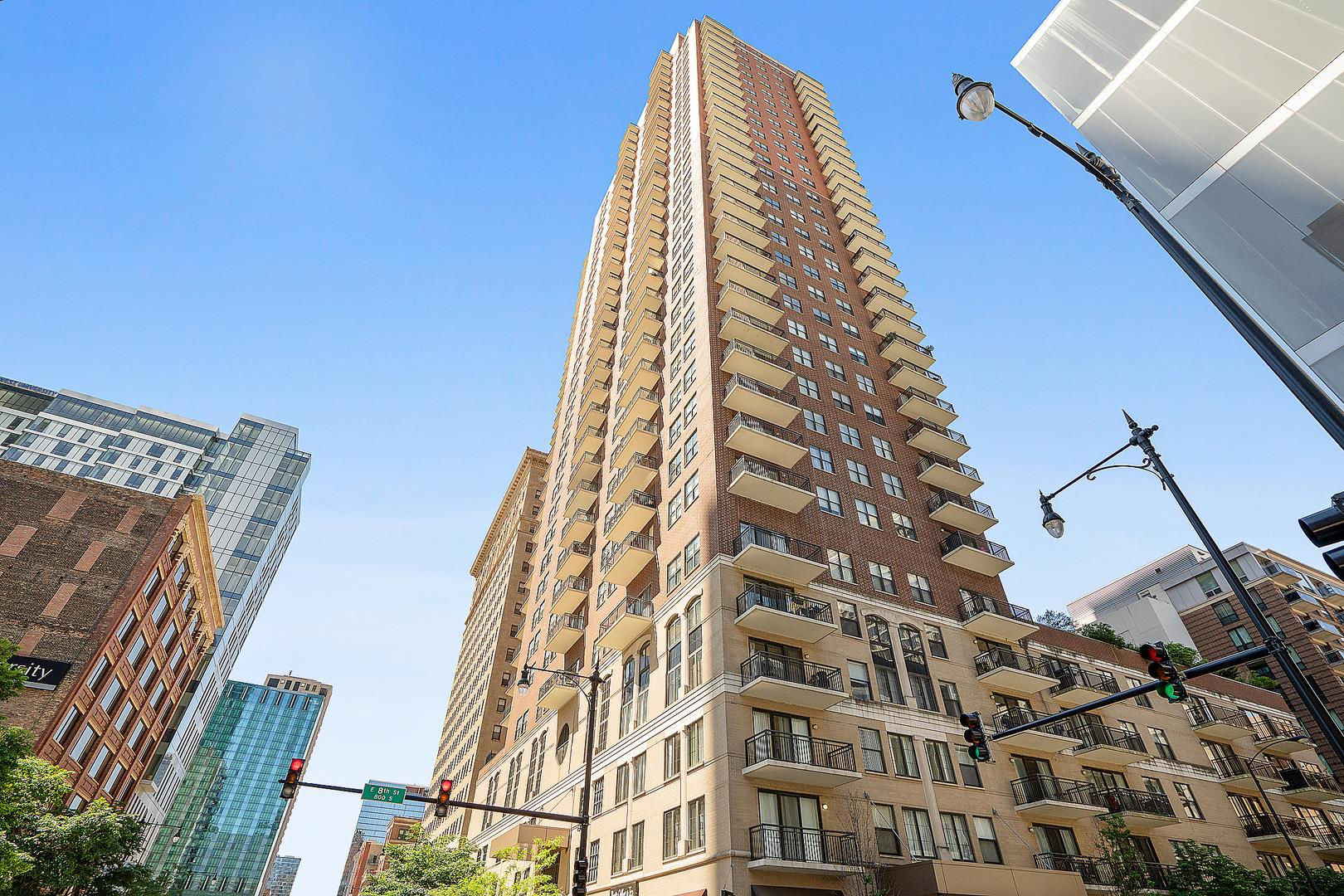41 E 8th Street #2603, Chicago, IL 60605 - #: 10925533