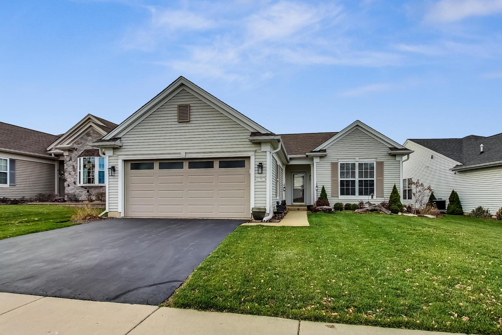 11907 Borhart Drive, Huntley, IL 60142 - #: 10940533