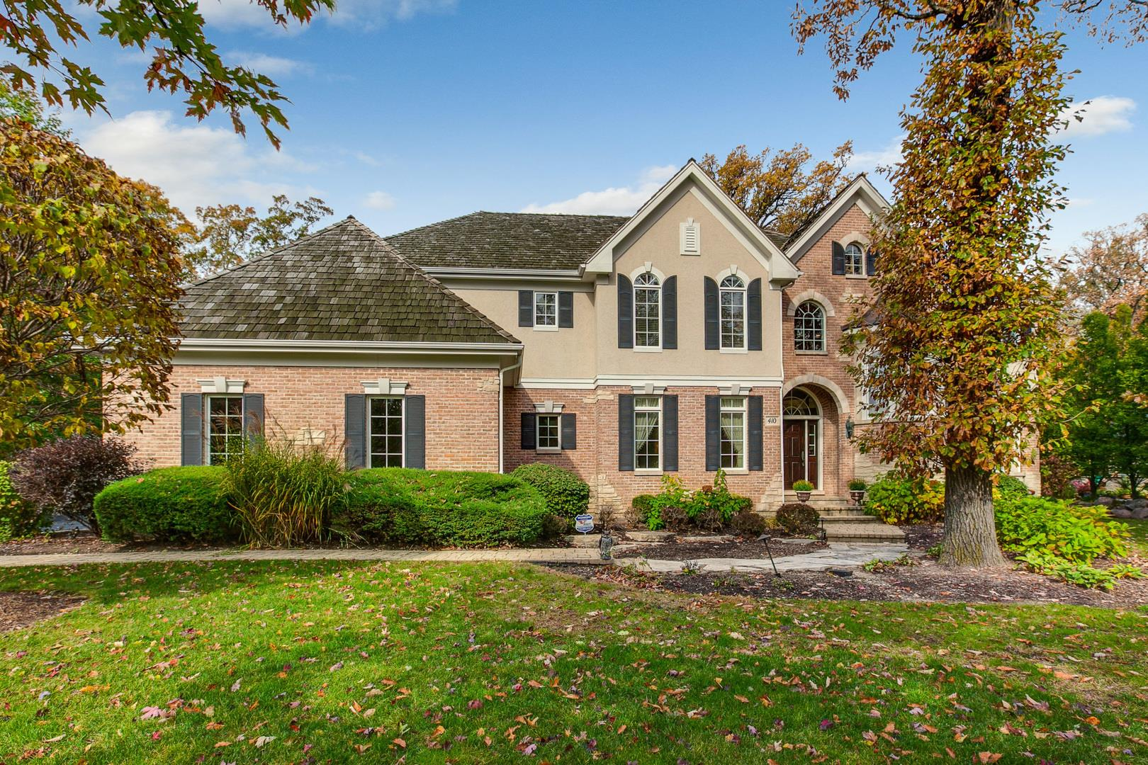 410 Old Mill Circle, Lincolnshire, IL 60069 - #: 11042534