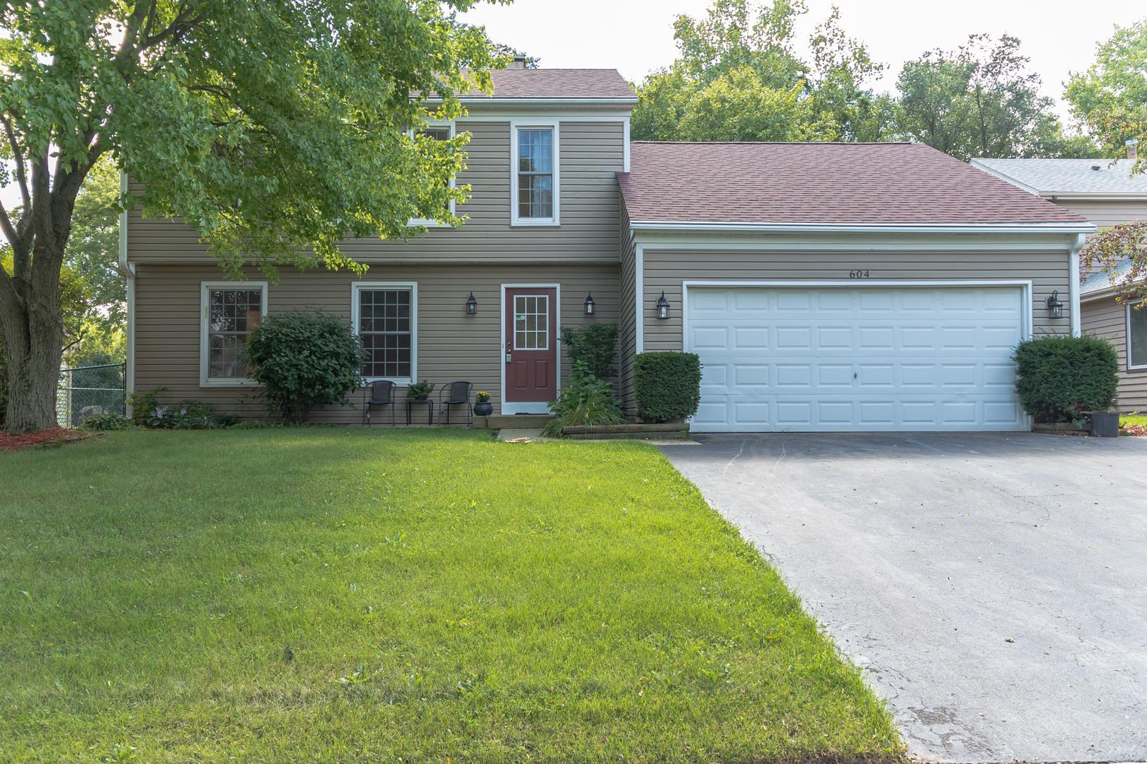 604 OLD HUNT Road, Fox River Grove, IL 60021 - #: 10500535