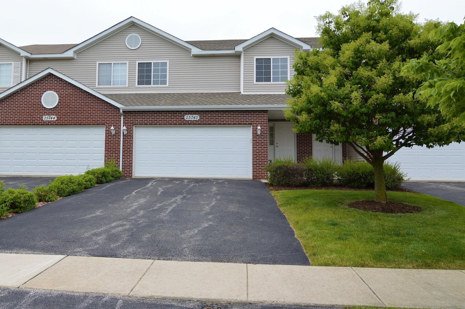 25742 S Red Stable Lane, Channahon, IL 60410 - #: 11104536