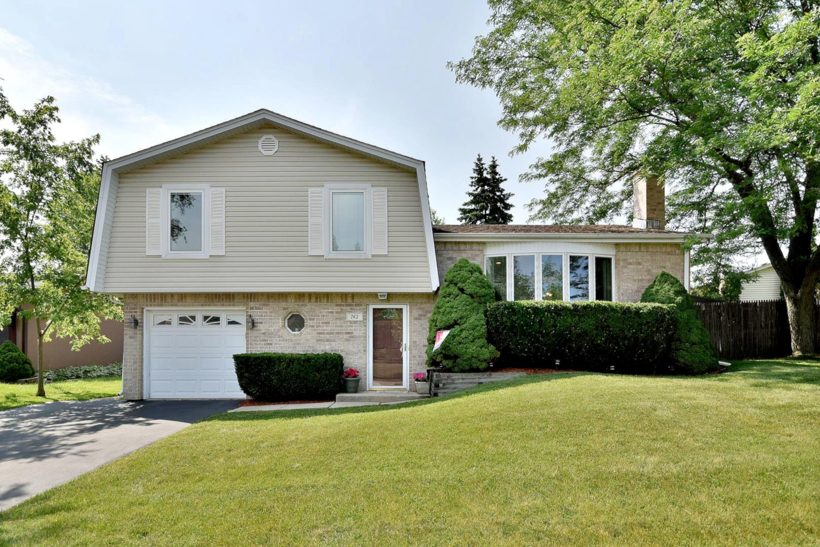 742 New Mexico Trail, Elk Grove Village, IL 60007 - #: 10770537
