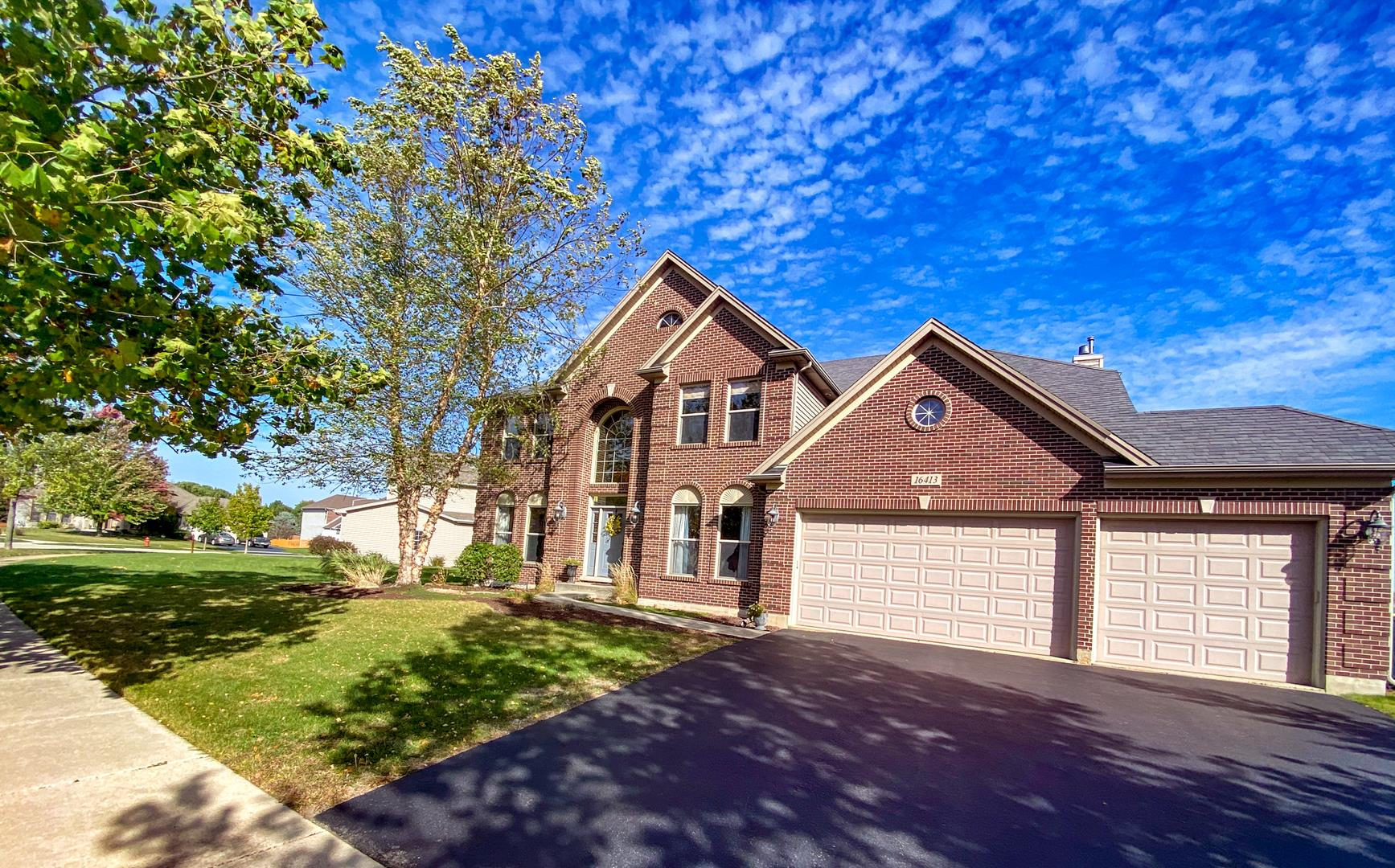 16413 Hidden River Circle, Plainfield, IL 60586 - #: 10905537