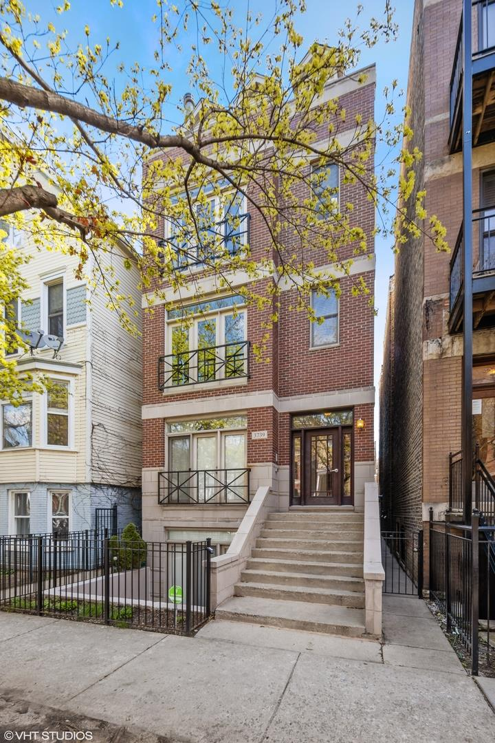 3739 N Kenmore Avenue #2, Chicago, IL 60613 - #: 11054537