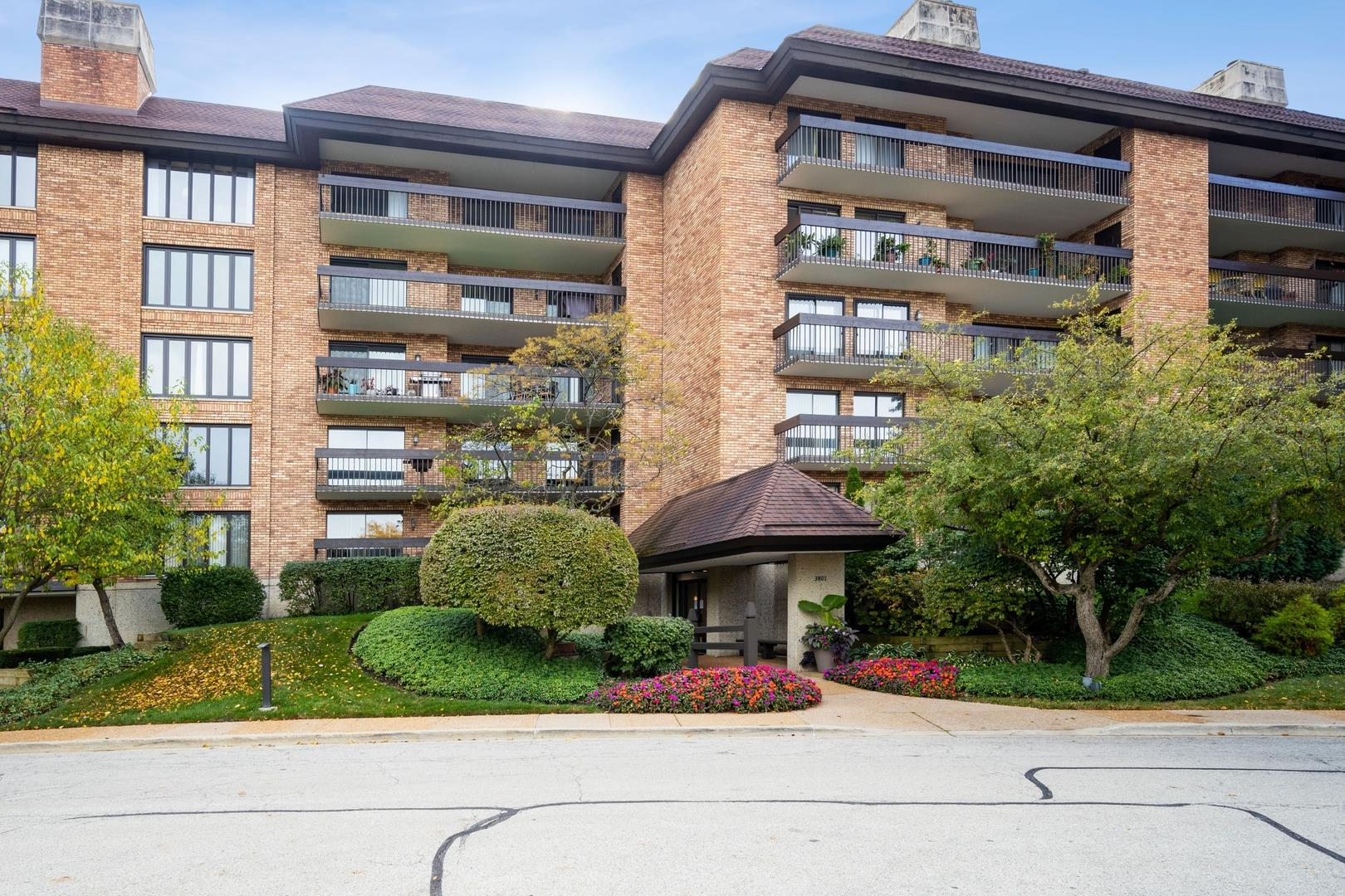 3801 Mission Hills Road #403, Northbrook, IL 60062 - #: 10908538
