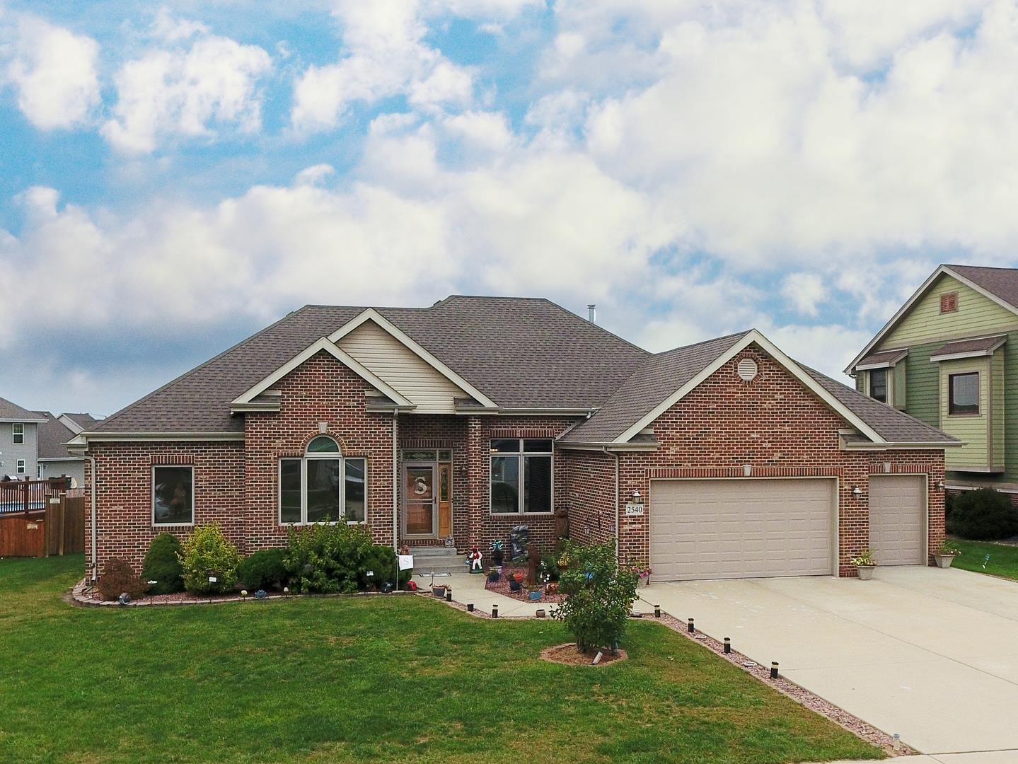 2540 E Girot Lane E, Diamond, IL 60416 - #: 10848541