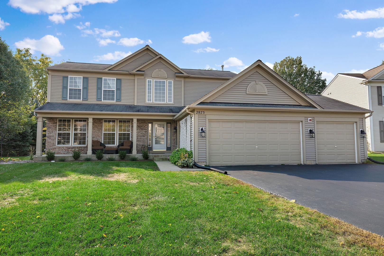 2875 Dartmouth Lane, West Dundee, IL 60118 - #: 10904541
