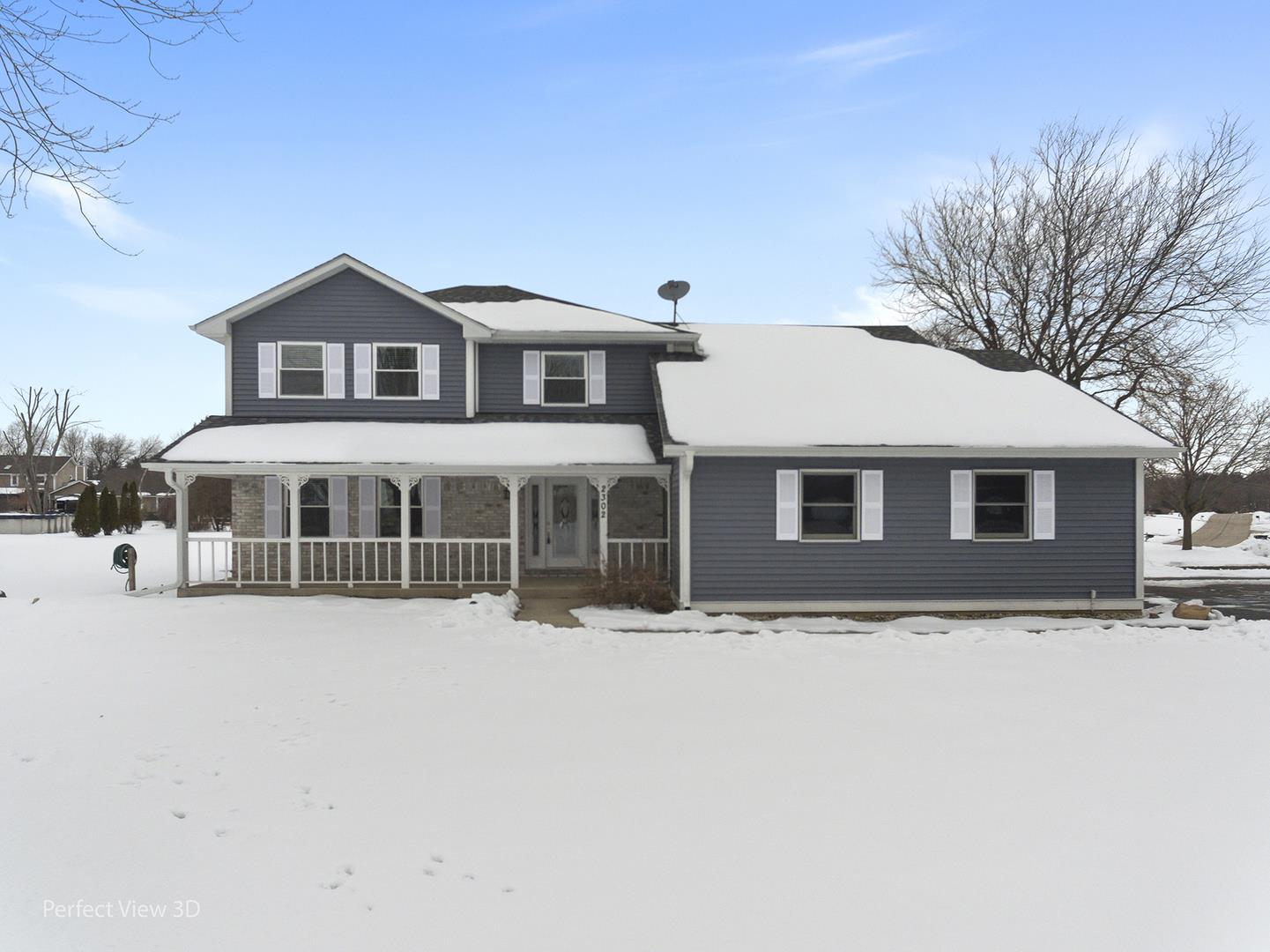 2302 Steeplechase Lane, Spring Grove, IL 60081 - #: 10975541