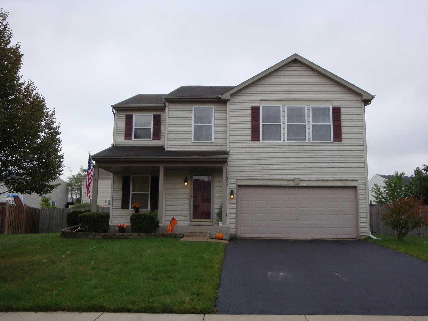 2689 E Fairfield Trail, Belvidere, IL 61008 - #: 10520542
