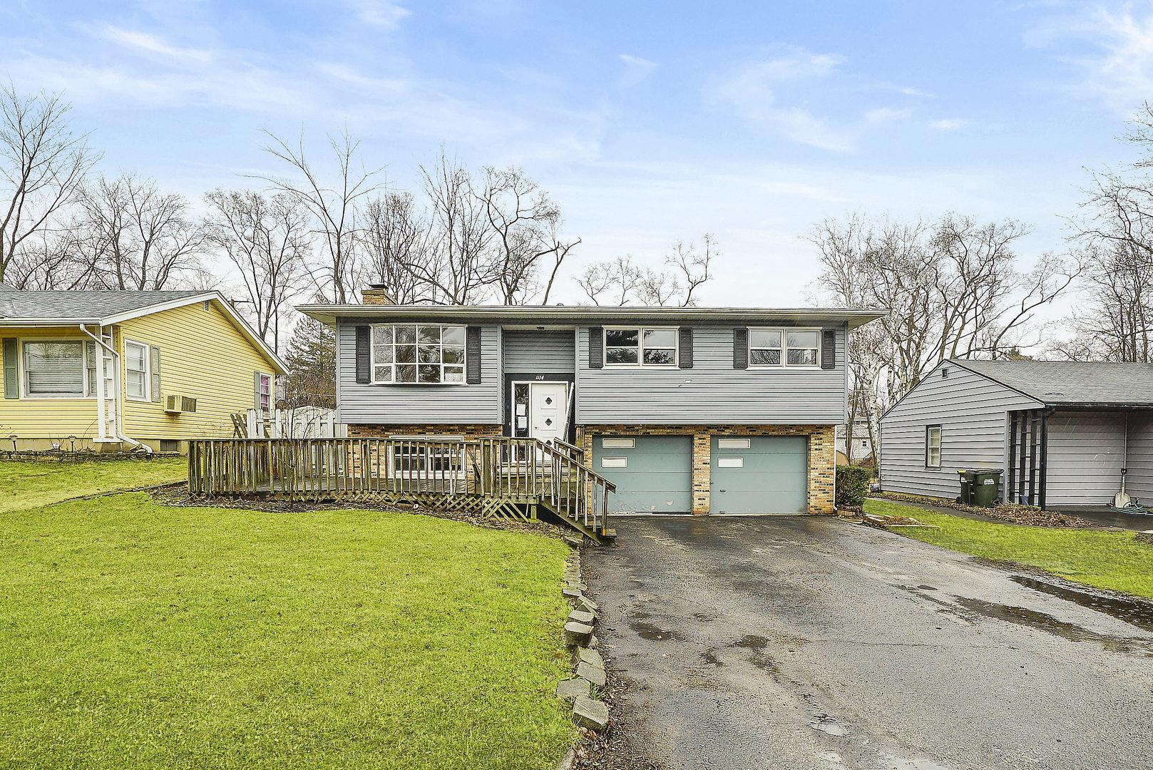 1114 Spruce Street, Lake in the Hills, IL 60156 - #: 10665542