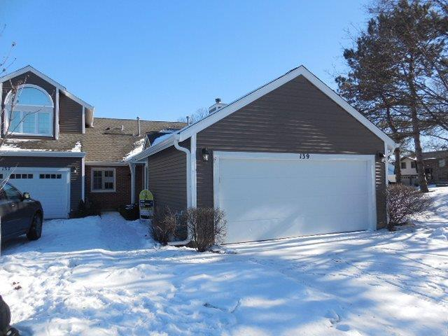 139 S Lawford Court #139, Bloomingdale, IL 60108 - #: 10979544