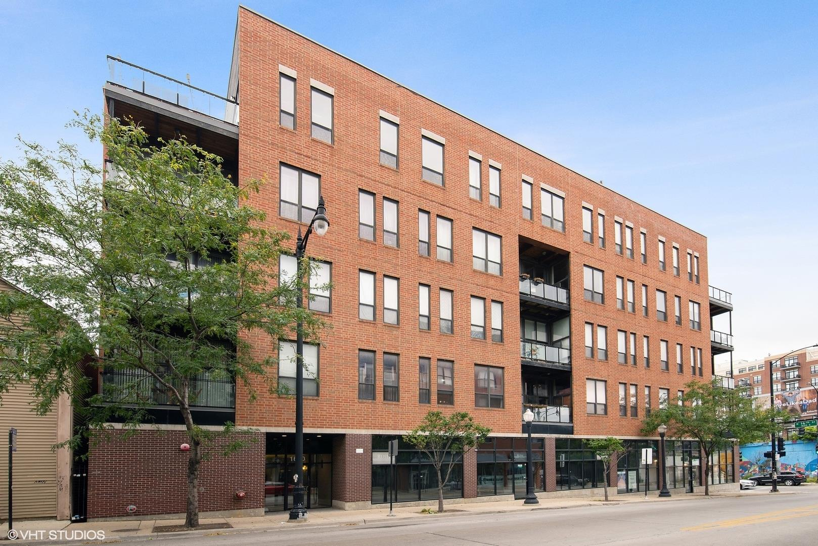 1610 S HALSTED Street #407, Chicago, IL 60608 - #: 10929545
