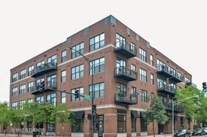 1 S Leavitt Street #203, Chicago, IL 60612 - #: 11031545