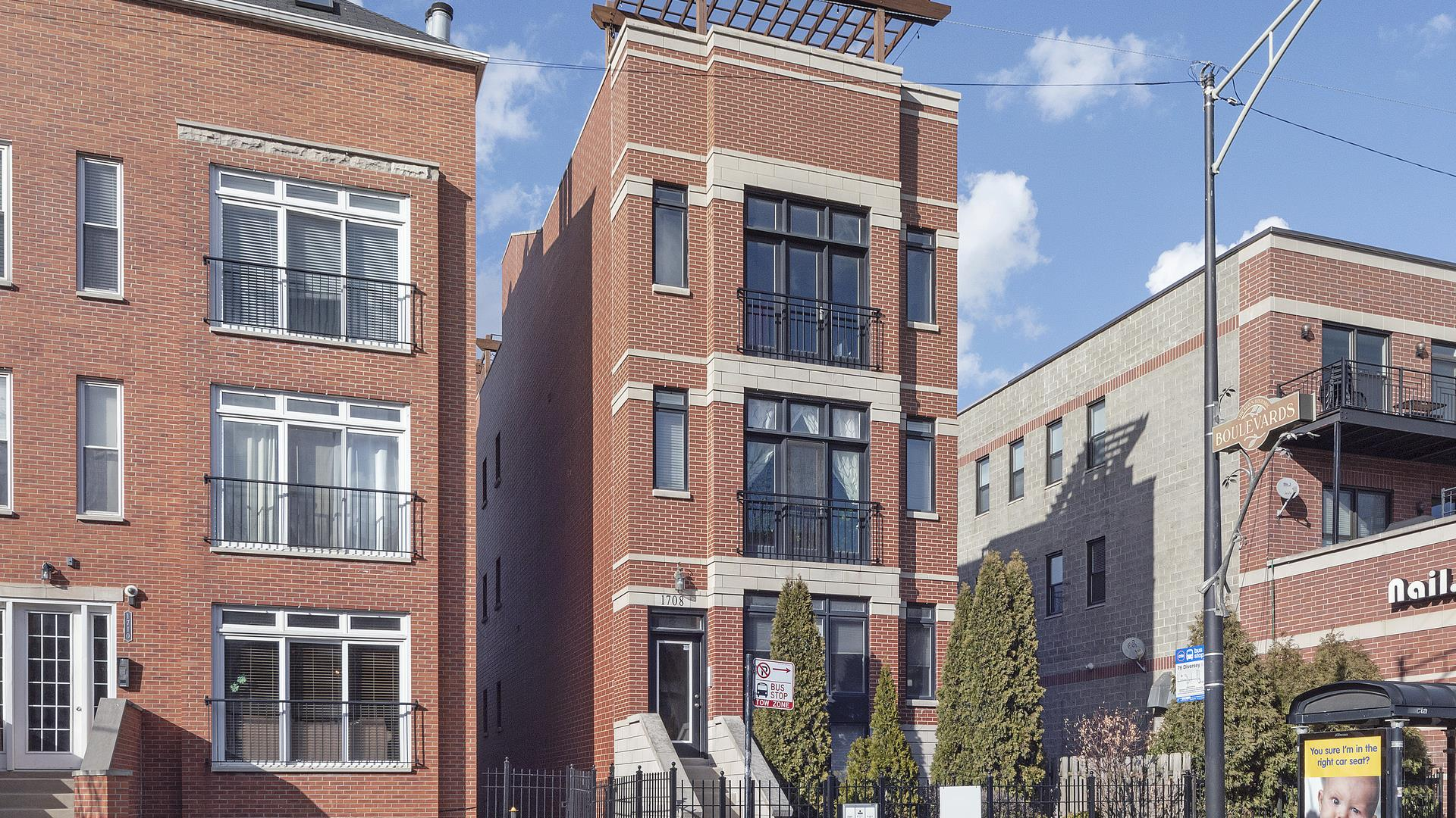 1708 W Diversey Parkway #1, Chicago, IL 60614 - #: 10735547