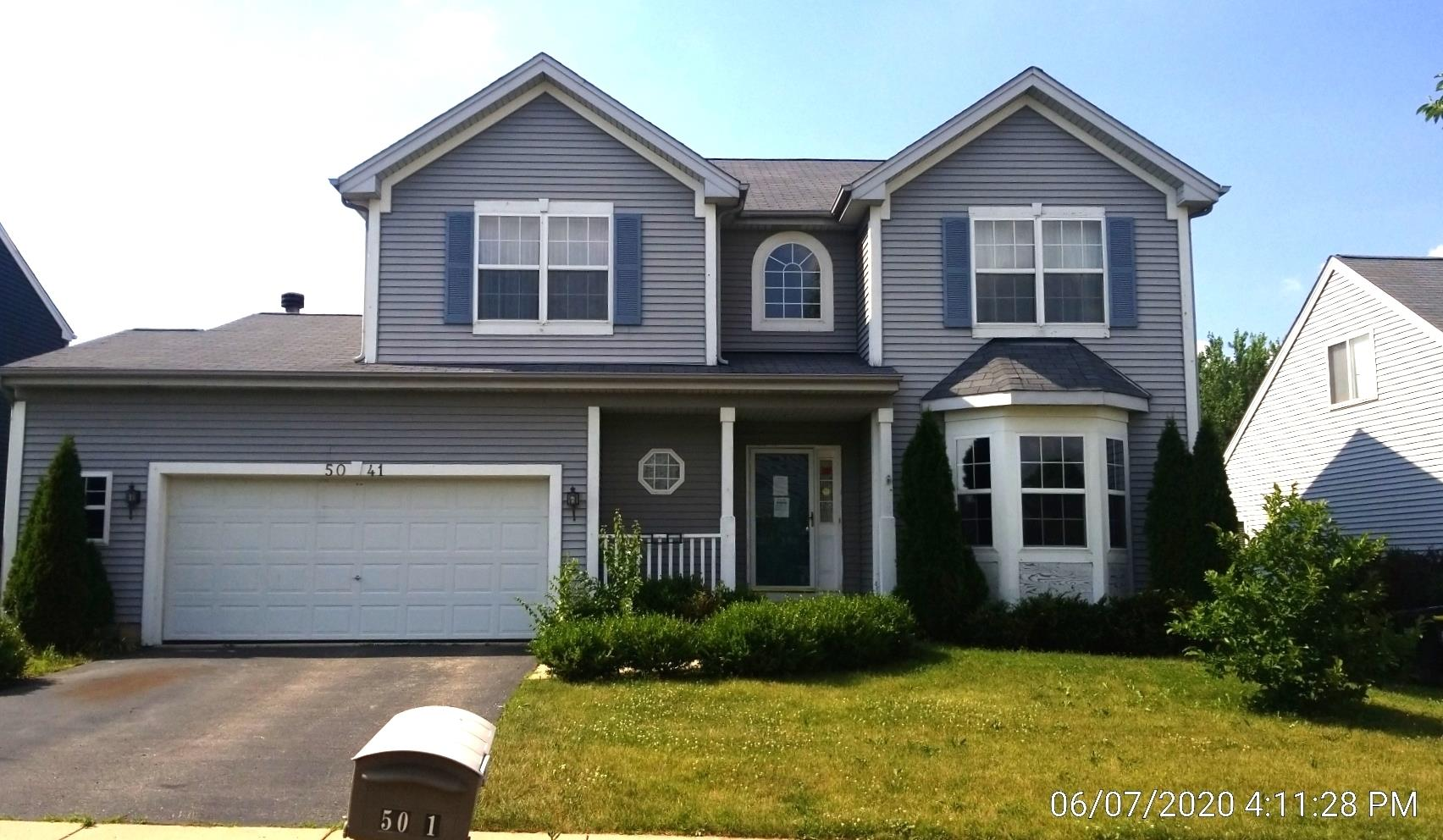 5041 Thistle Lane, Lake in the Hills, IL 60156 - #: 10793549