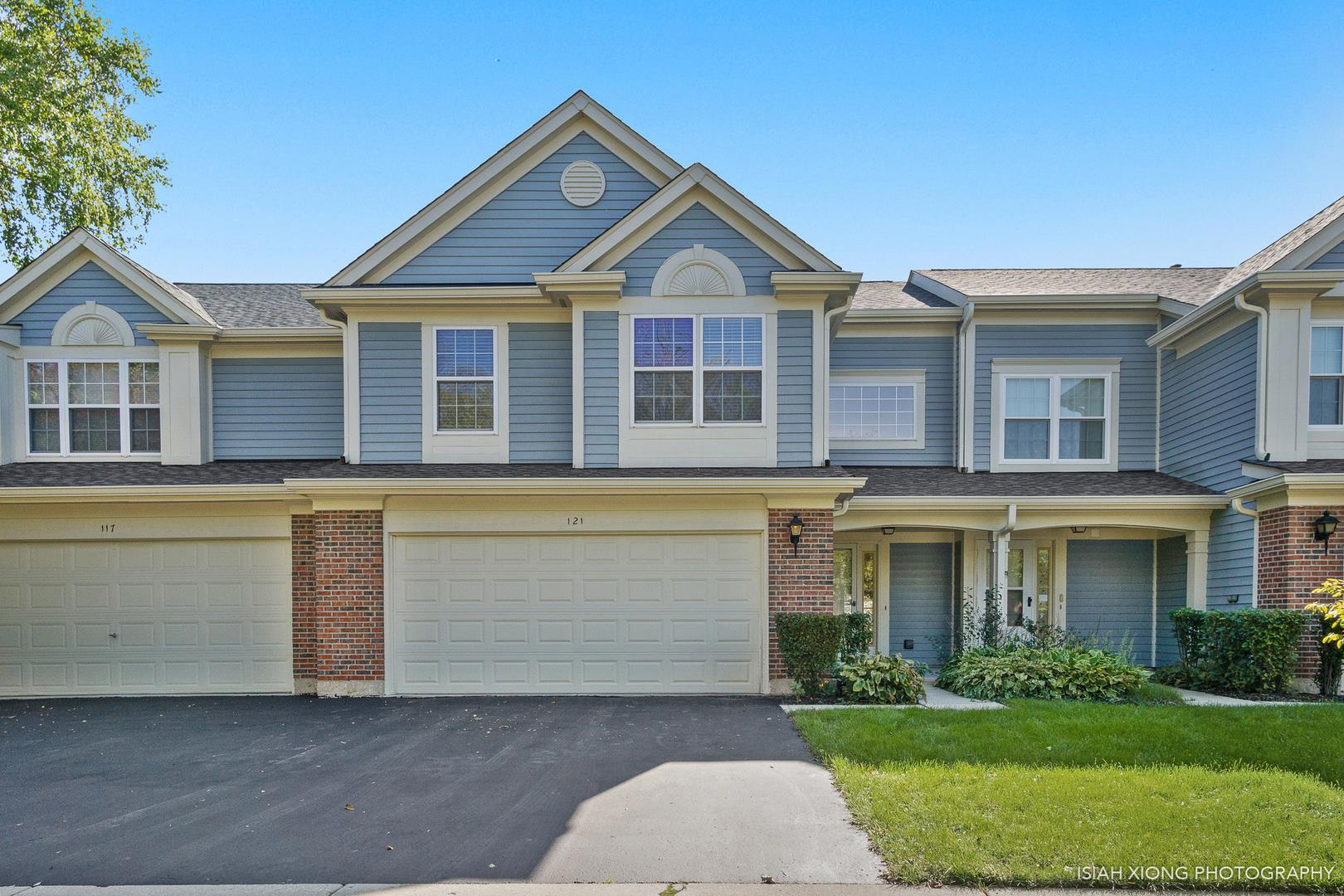 121 Crescent Lane #121, Schaumburg, IL 60193 - #: 10642550