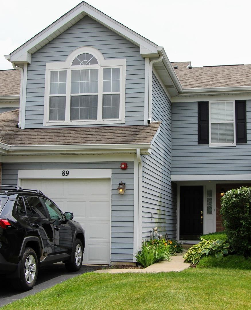 89 Shorewood Drive, Glendale Heights, IL 60139 - #: 10769551