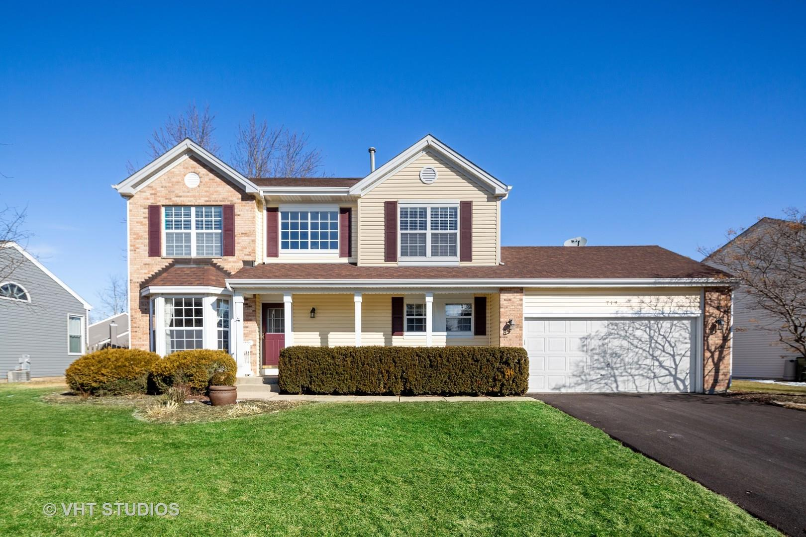 719 White Pine Circle, Lake in the Hills, IL 60156 - #: 10652552