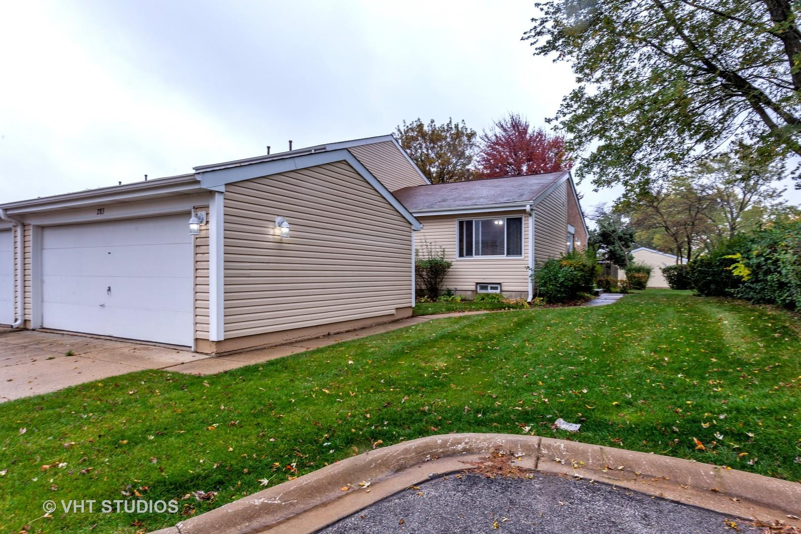 283 Barclay Drive, Glendale Heights, IL 60139 - #: 10895552