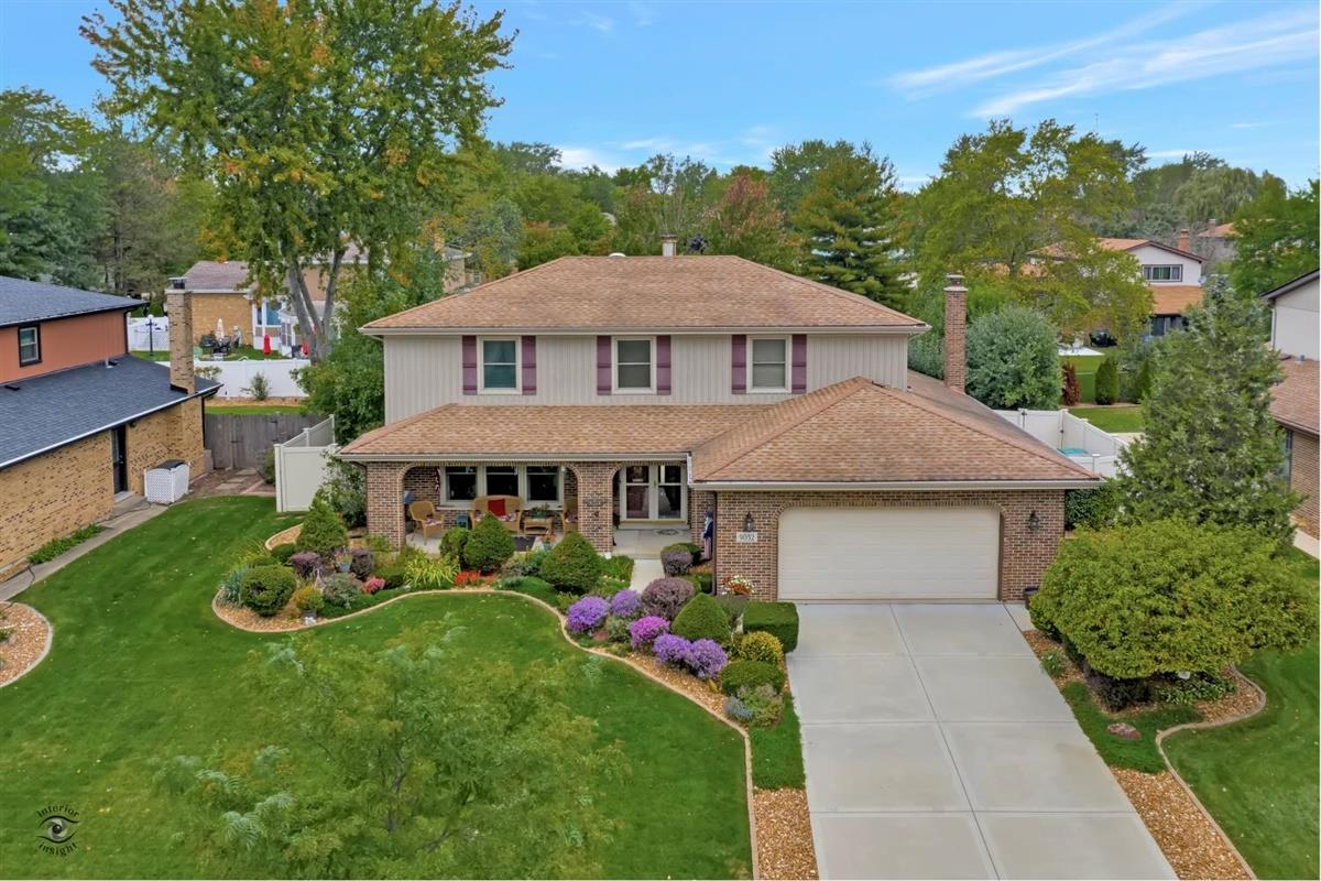 9032 W Timber Trails Road, Orland Park, IL 60462 - #: 10937552