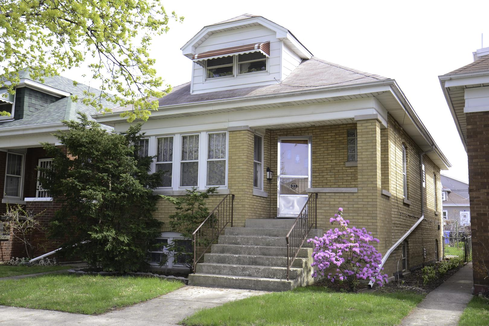 6317 W Huntington Street, Chicago, IL 60646 - #: 11058552