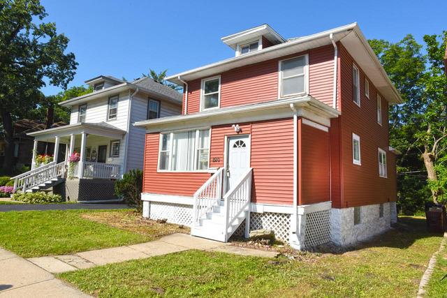 1510 Euclid Avenue, Chicago Heights, IL 60411 - #: 10812553