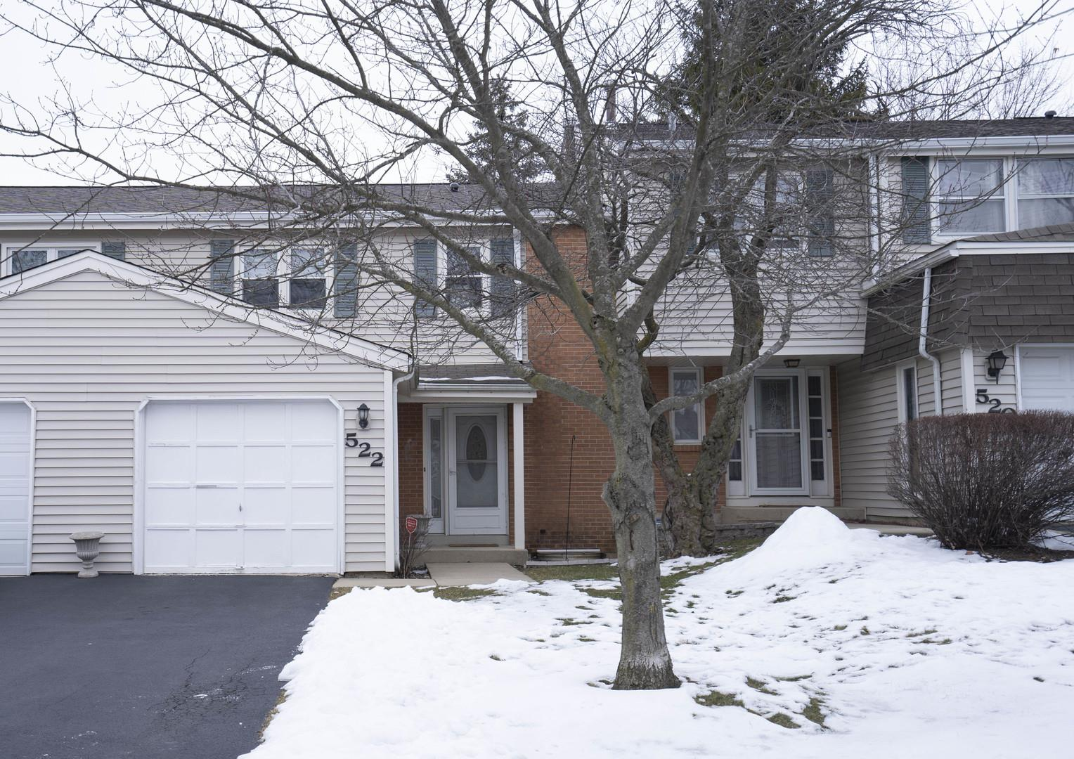 522 Jordan Way, Bolingbrook, IL 60440 - #: 10968553