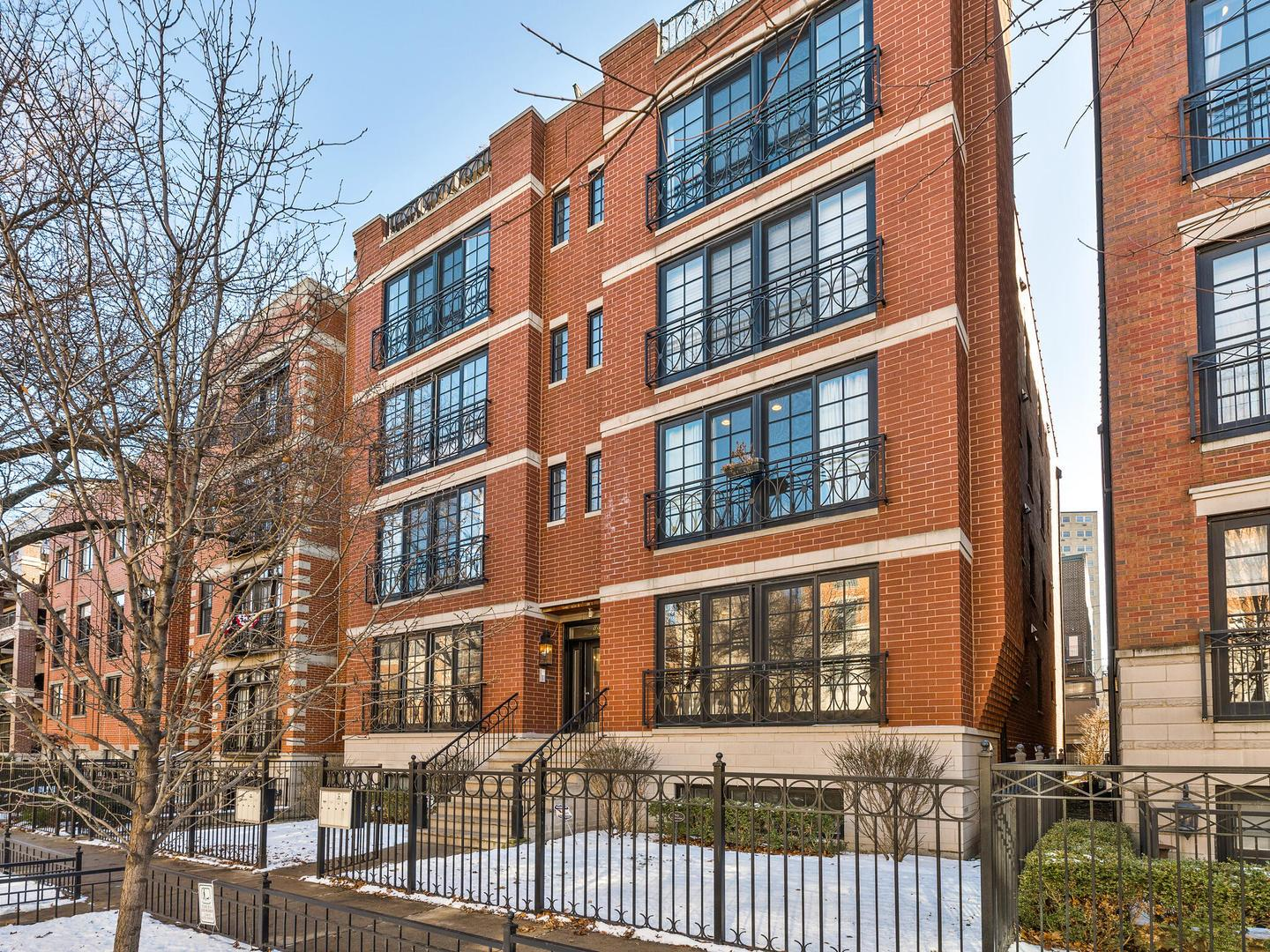 855 W Buckingham Place #1W, Chicago, IL 60657 - #: 10979553