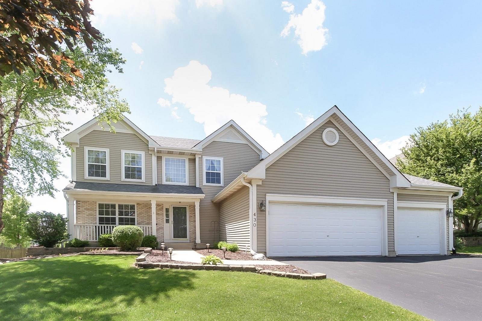 430 Winding Canyon Way, Algonquin, IL 60102 - #: 10746554
