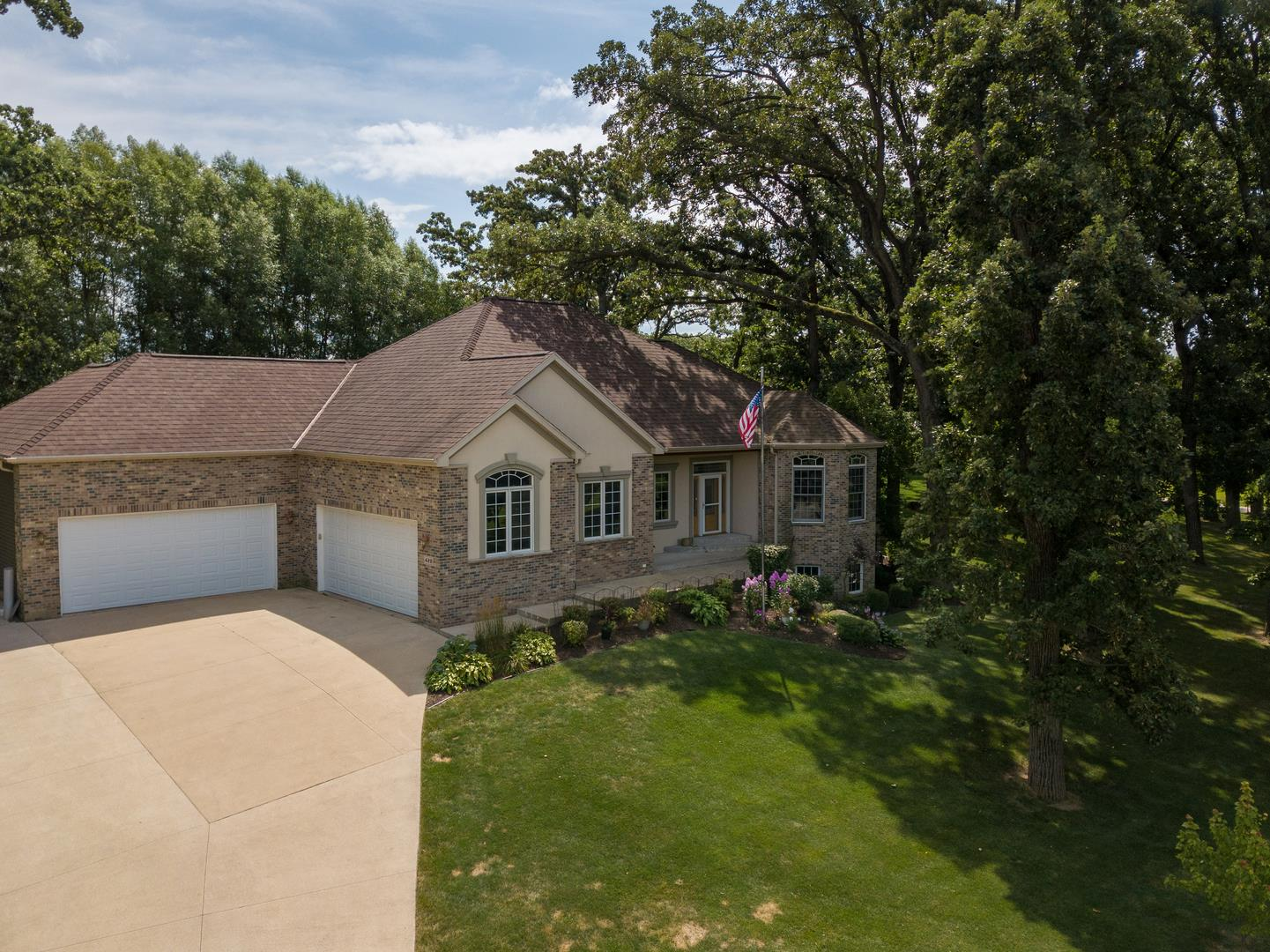 428 Shaded Rue Drive, Poplar Grove, IL 61065 - #: 10819554