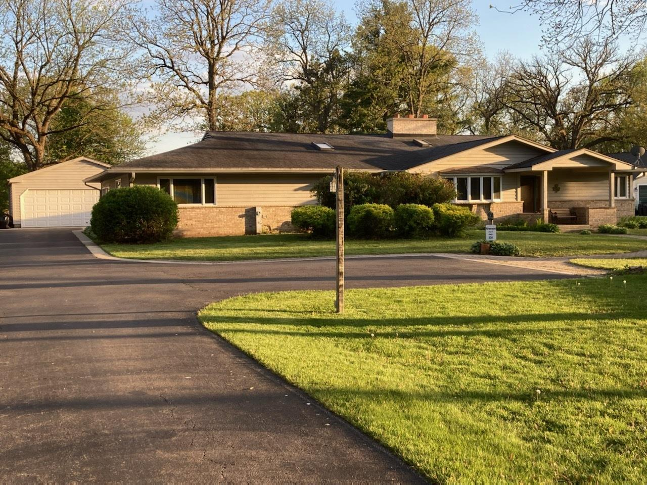 11613 Country Club Road, Woodstock, IL 60098 - #: 11115554