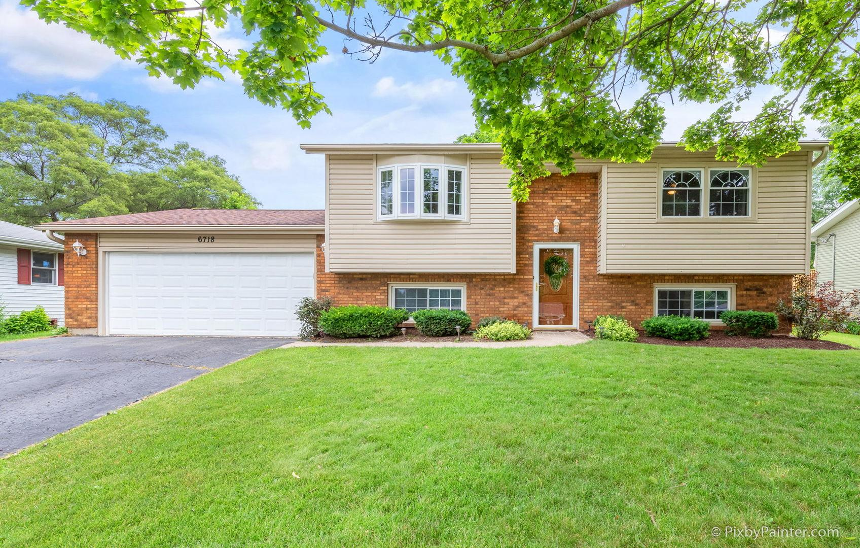 6718 Hunters Path, Cary, IL 60013 - #: 10784556