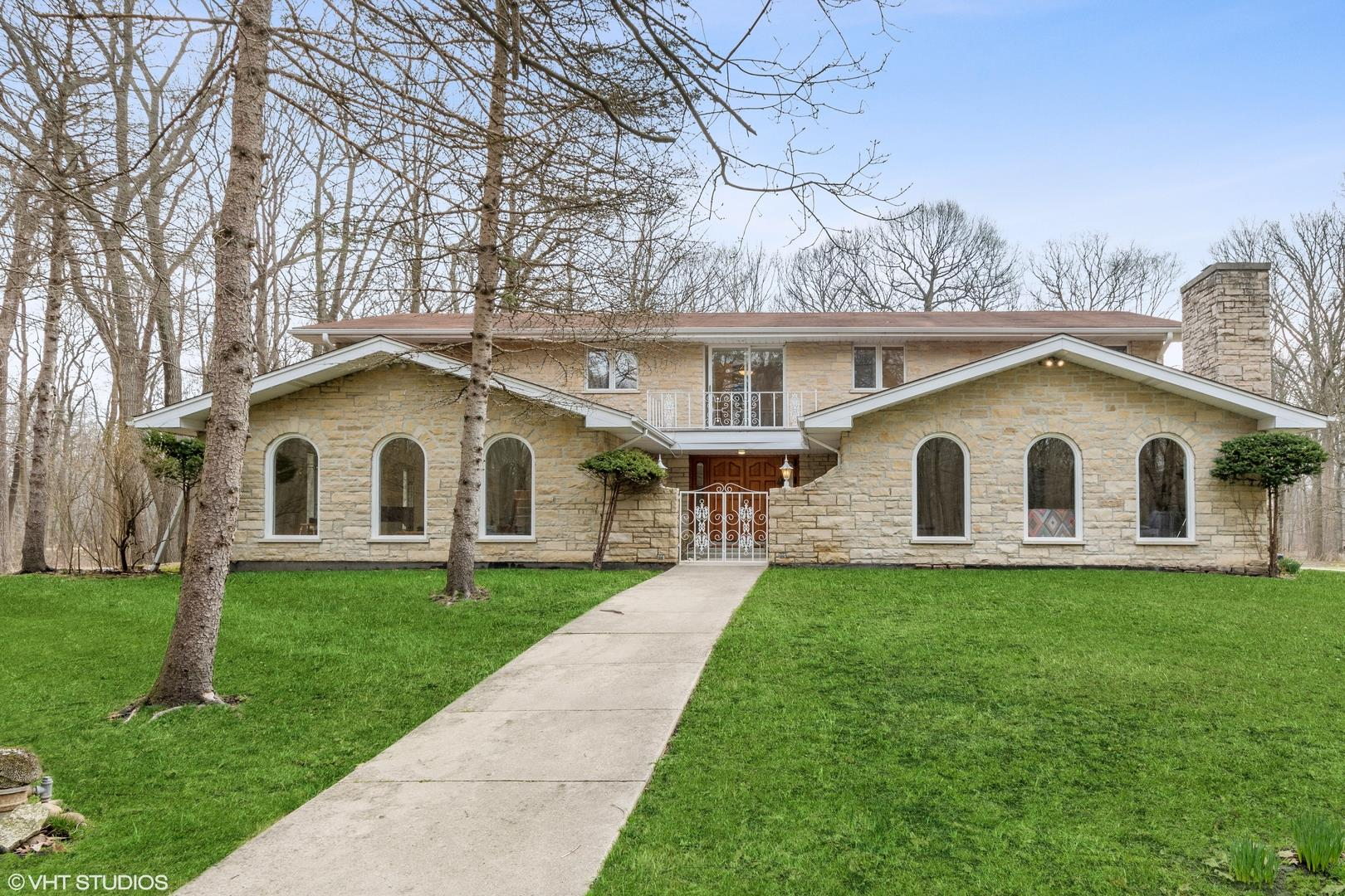 3155 Deerfield Road, Riverwoods, IL 60015 - #: 11020557