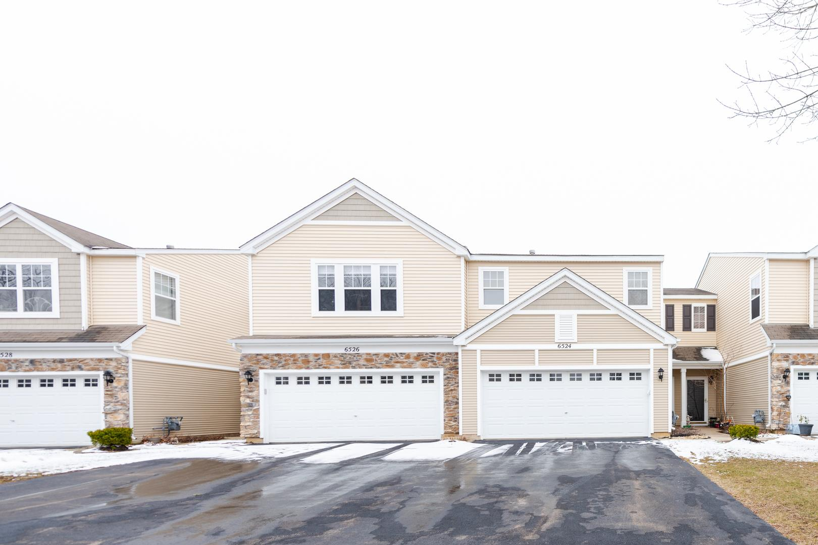 6524 MARBLE Lane #6524, Carpentersville, IL 60110 - #: 11024558