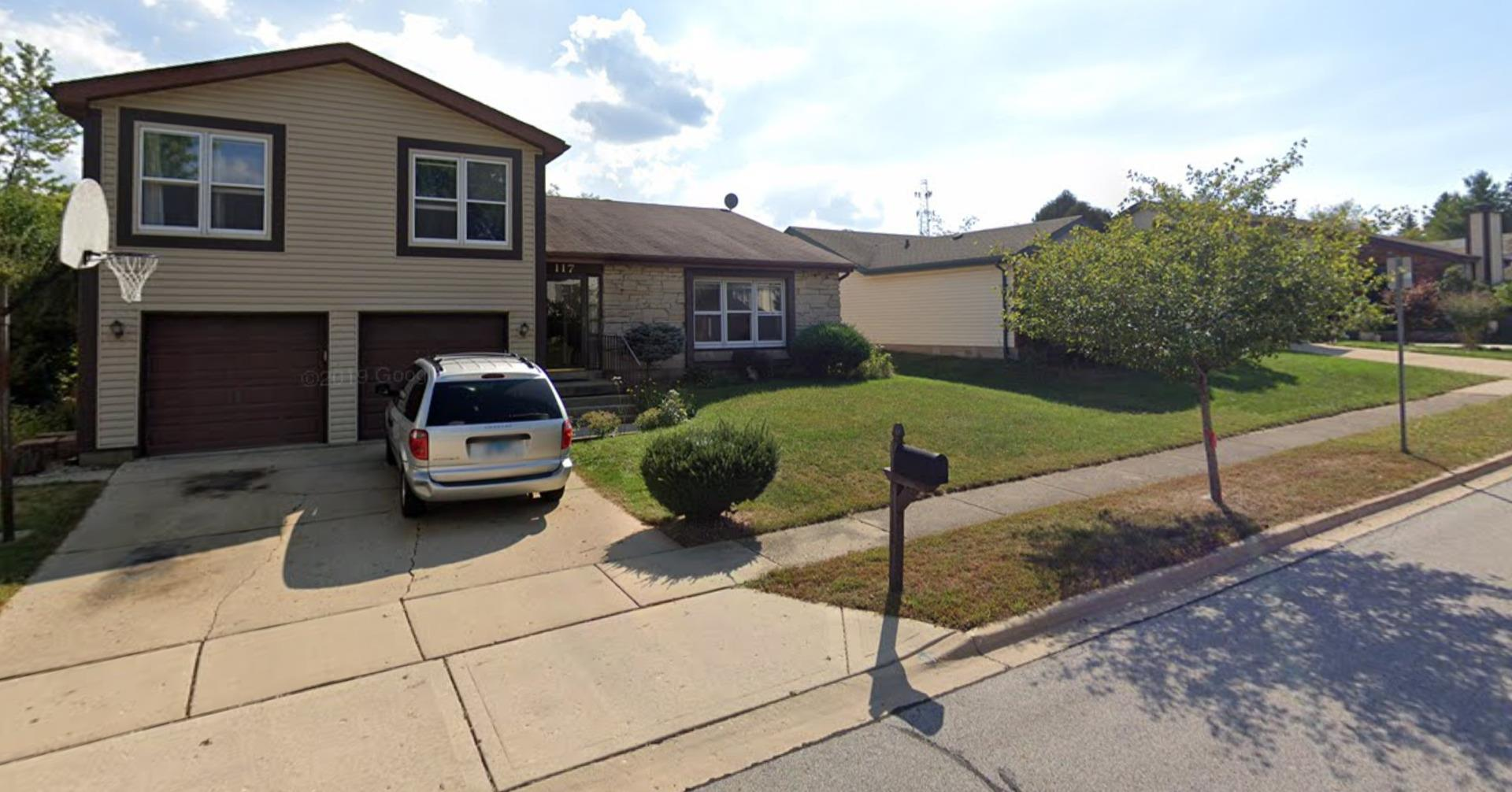 117 HARDING Court, Glendale Heights, IL 60139 - #: 10615559