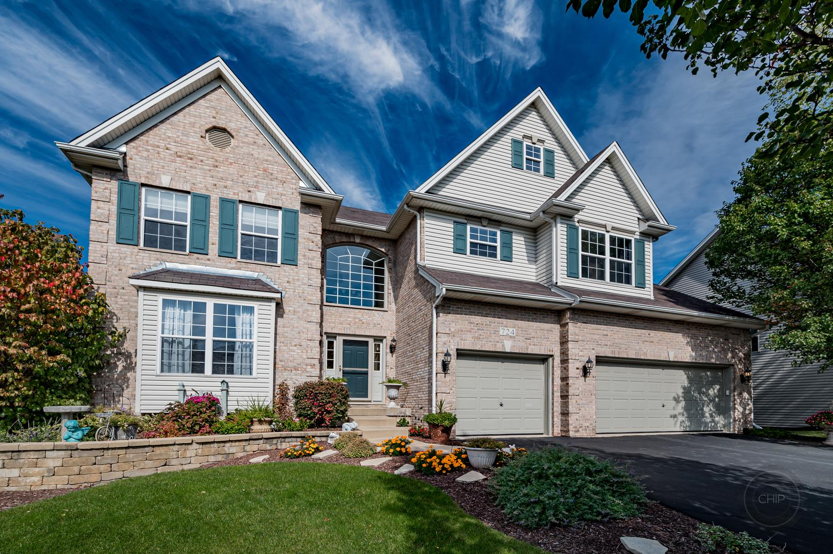 724 Doral Lane, North Aurora, IL 60542 - #: 10921560