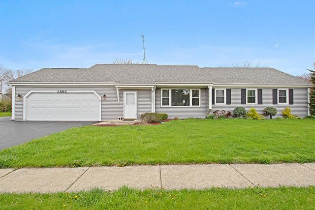 3808 W Orleans Street, McHenry, IL 60050 - #: 10709561