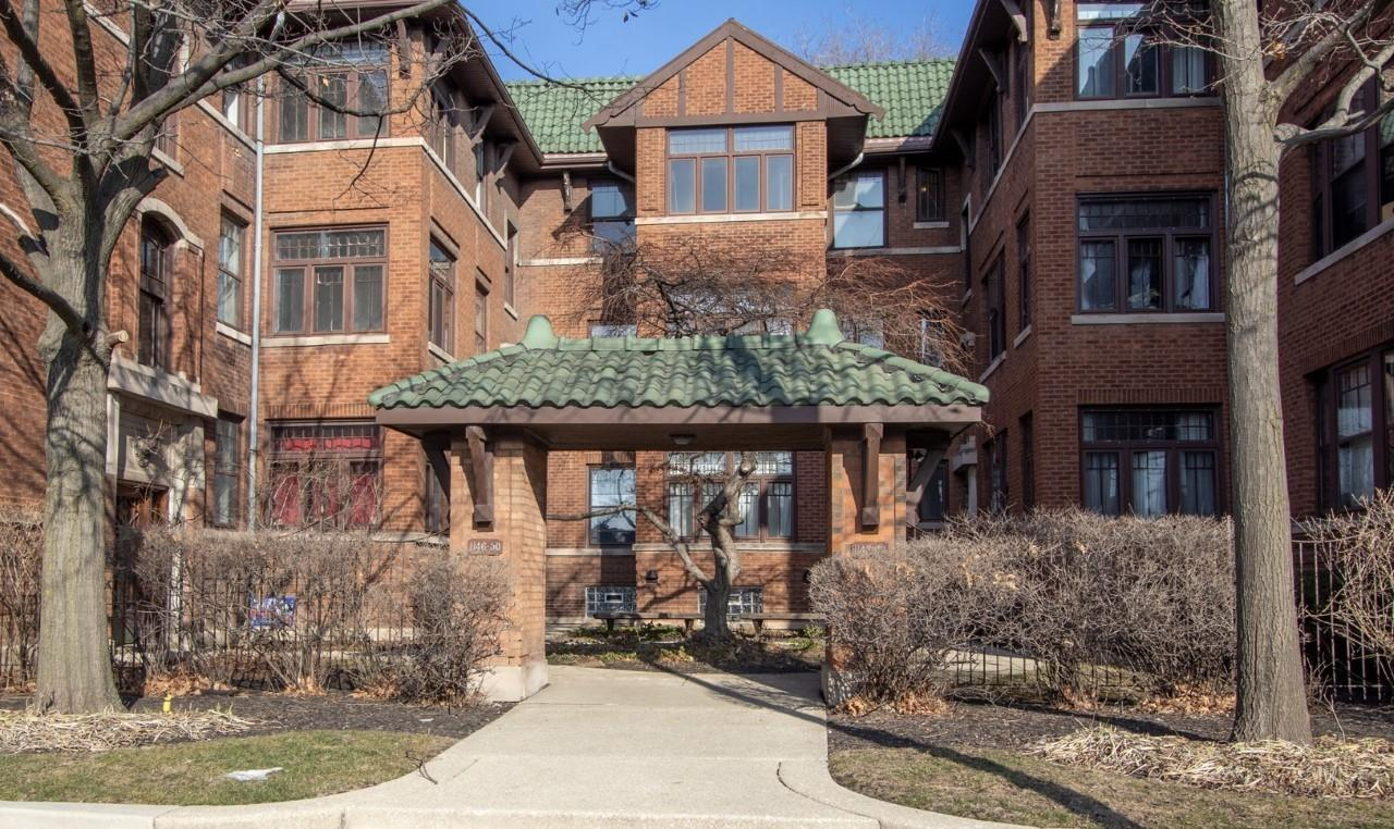 1142 Washington Boulevard #3, Oak Park, IL 60302 - #: 10972561