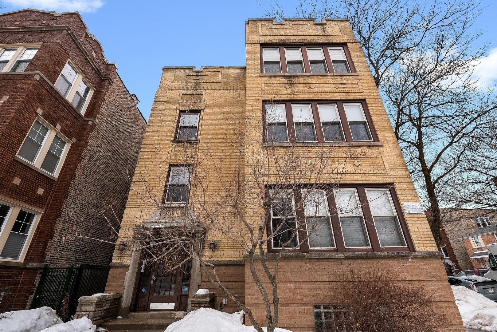 4944 N Washtenaw Avenue #3, Chicago, IL 60625 - #: 11007561