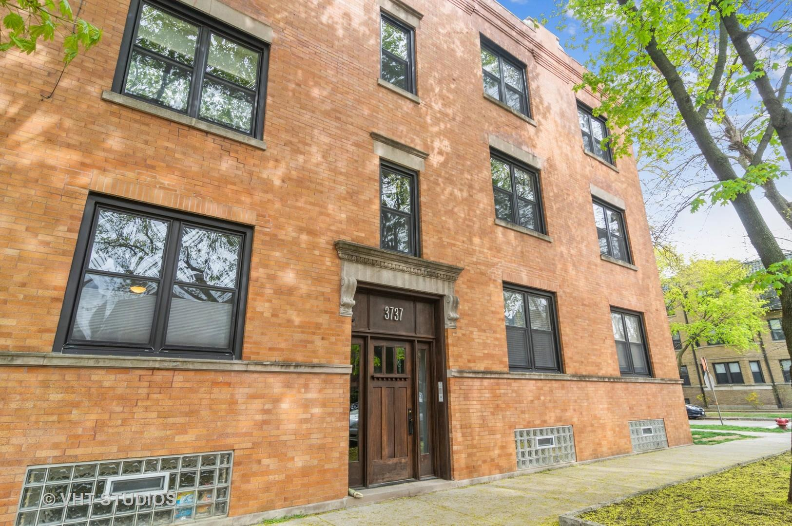 3737 N Leavitt Street #2S, Chicago, IL 60618 - #: 11061561