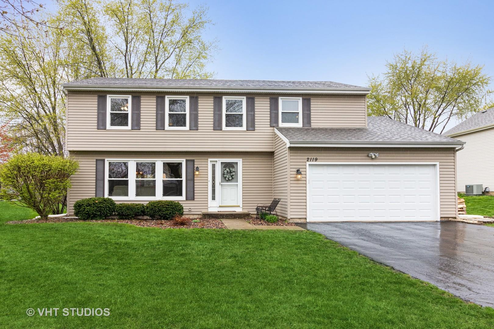 2119 Countryside Circle, Naperville, IL 60565 - #: 11052562