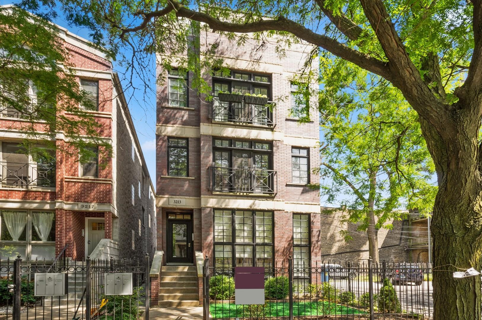 3213 N KENMORE Street #1, Chicago, IL 60657 - #: 10820563