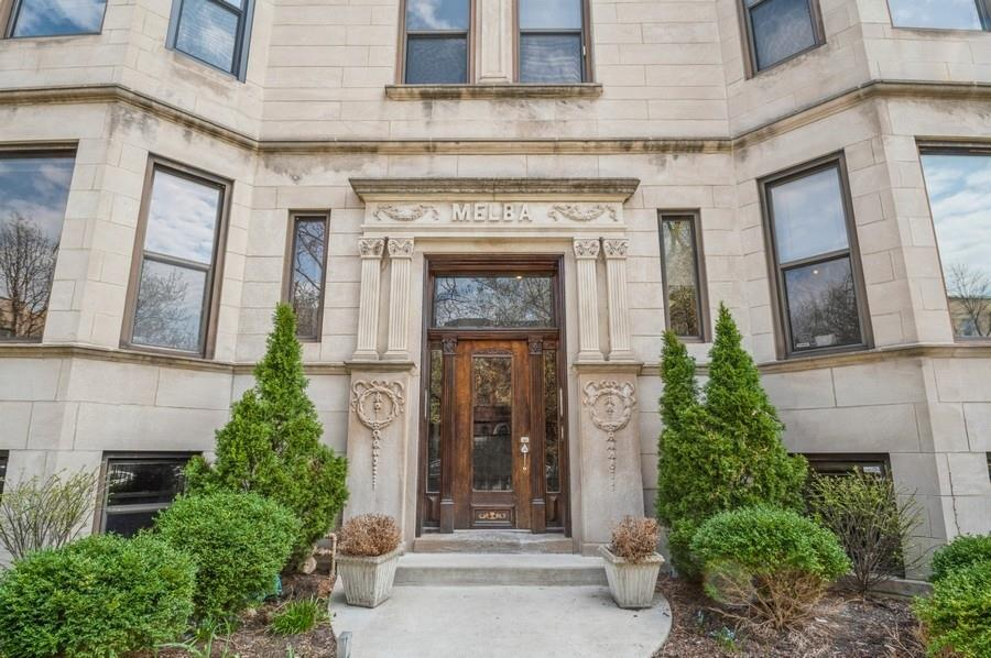 4011 N Kenmore Avenue #101, Chicago, IL 60613 - #: 11050564