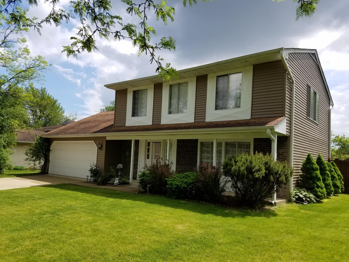 521 Fall Circle, Roselle, IL 60172 - #: 11085565