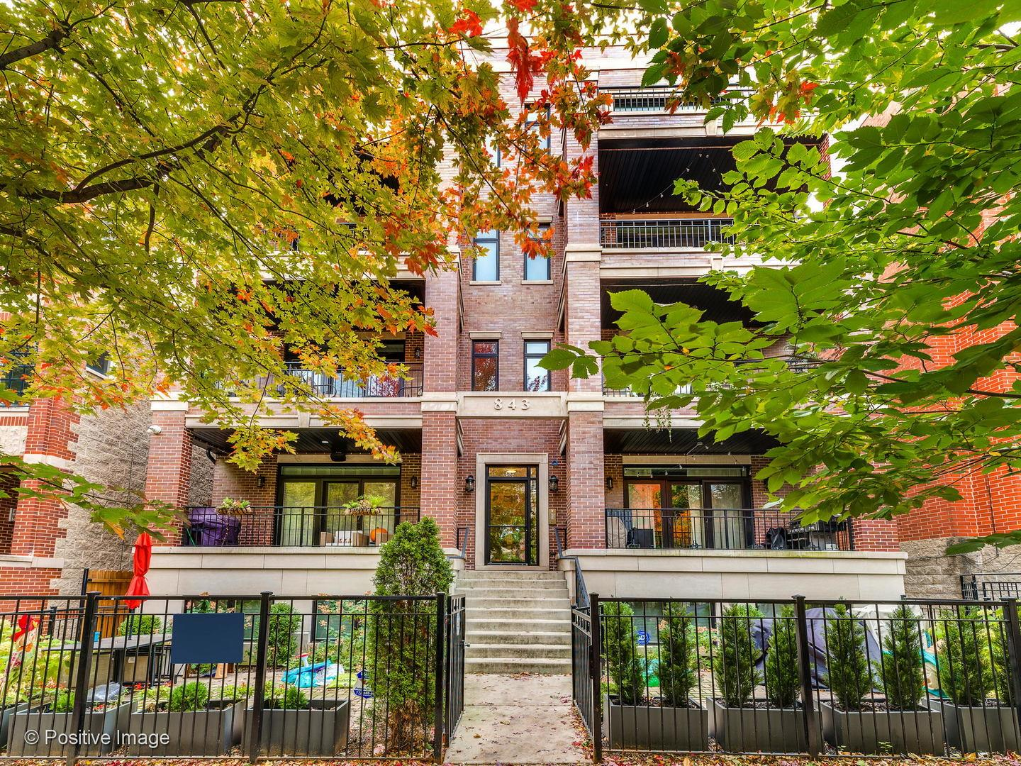 843 W Buckingham Place #3W, Chicago, IL 60657 - #: 10701567