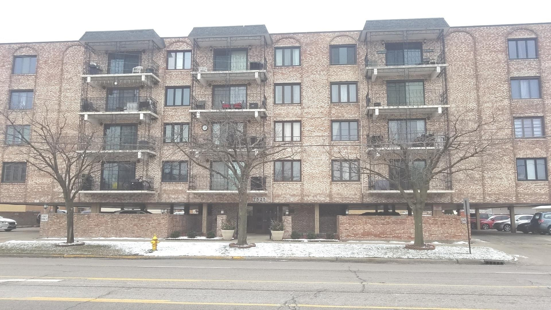 7525 W Lawrence Avenue #508, Harwood Heights, IL 60706 - #: 10998567